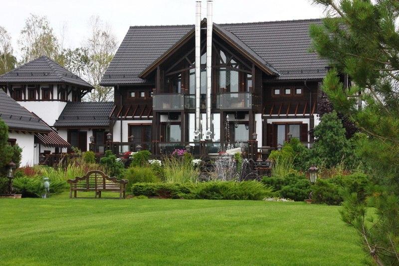 Дом опального миллиардера Михальченко, озеро Нахимовское
